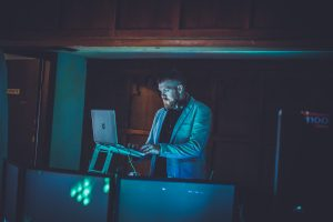 Viperia Images Wedding DJ Portrait